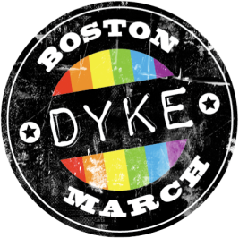 The Boston Dyke March is on June 8, 2018 6PM on Boston Common